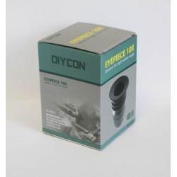 50 mm Okular mir extra großem Sehfeld für Diycon Firefly. Ideal für Brillenträger