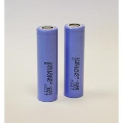18650 Lithium-Akkus